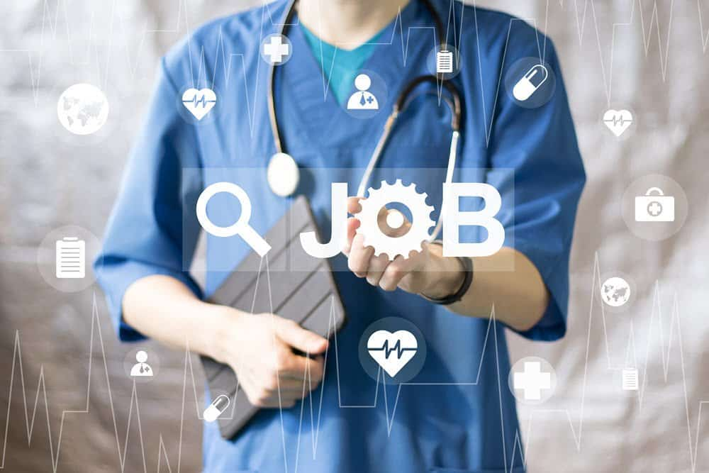 jobs in healthcare