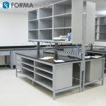 modular lab with maximum spatial efficiency