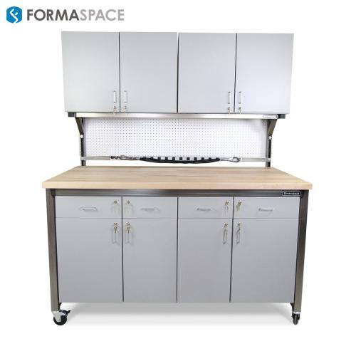 benchmarx workbench locking cabinets