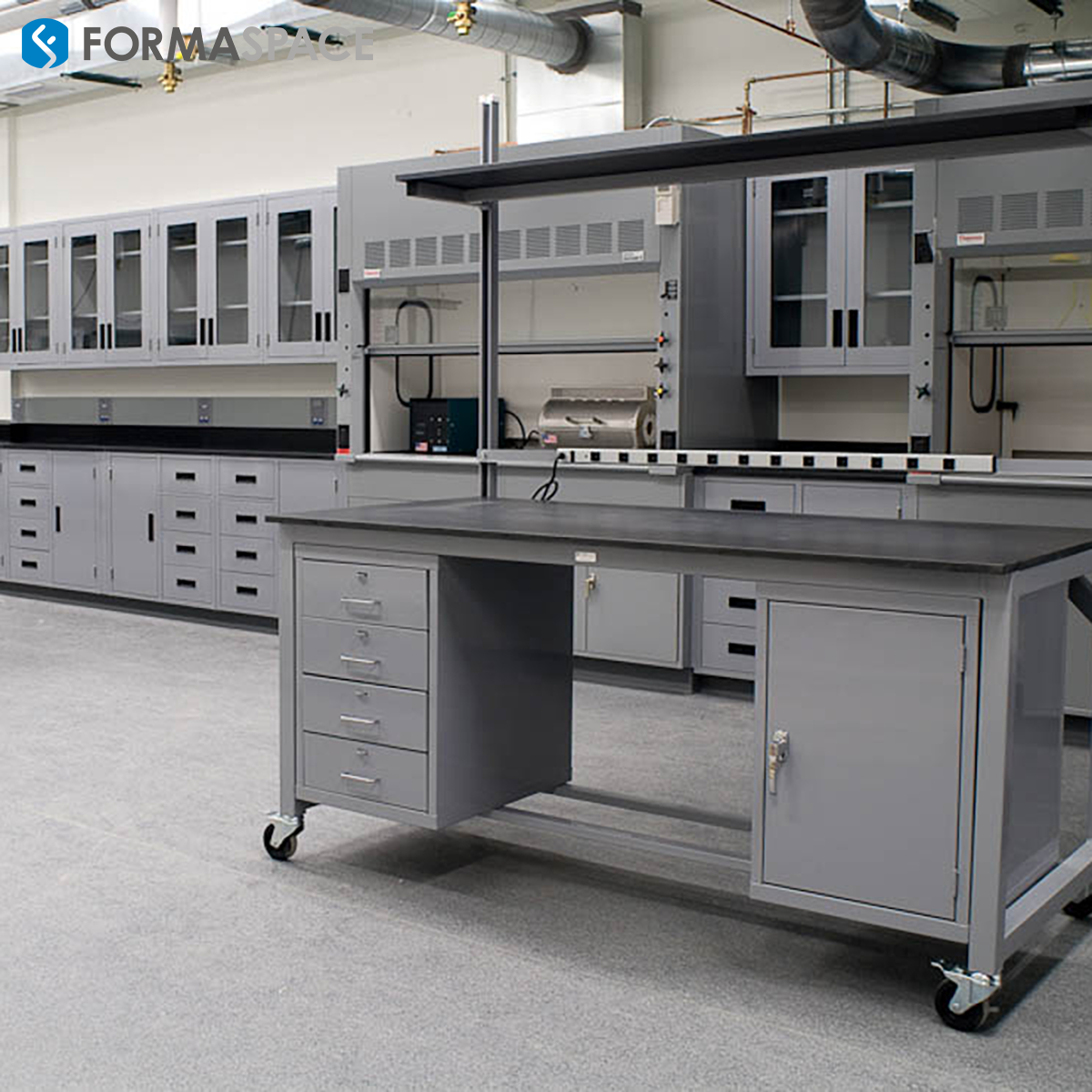 Cryogenics Laboratory Furniture