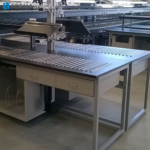 Custom Packing and Shipping Workstation