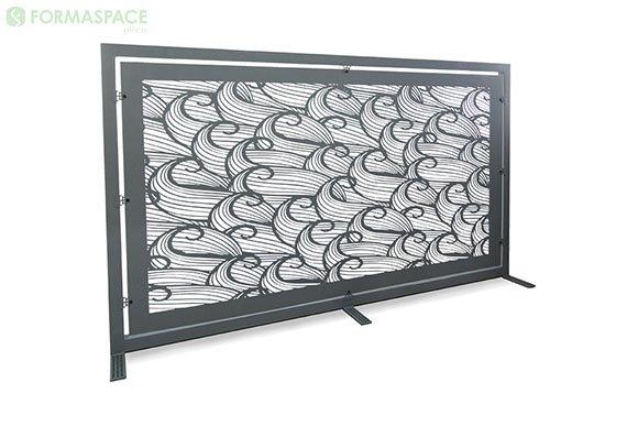 custom gallery panel