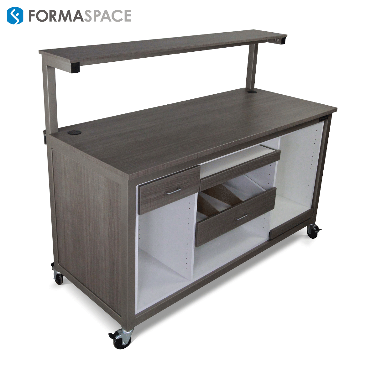 mobile packing bench