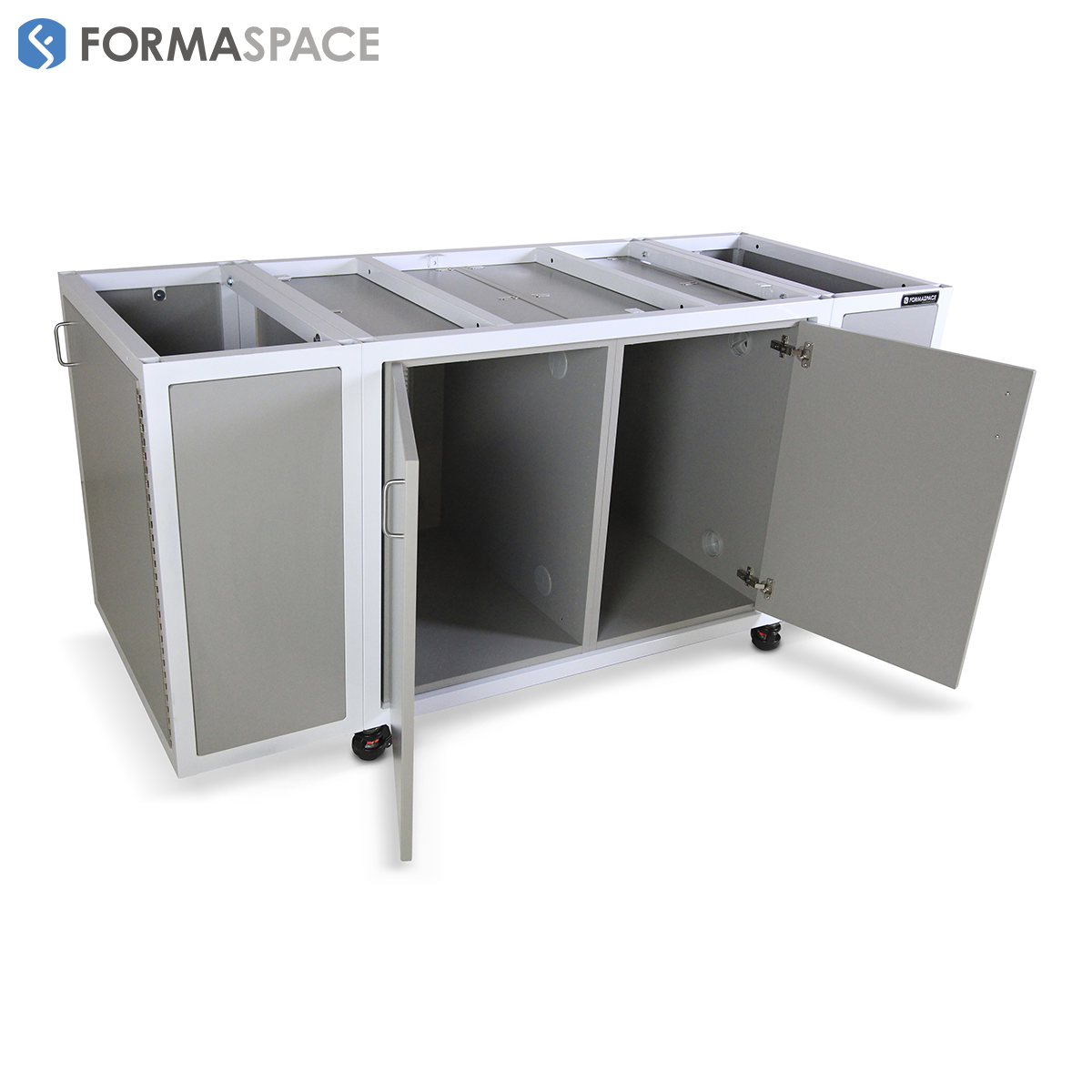 mobile cabinets without countertop