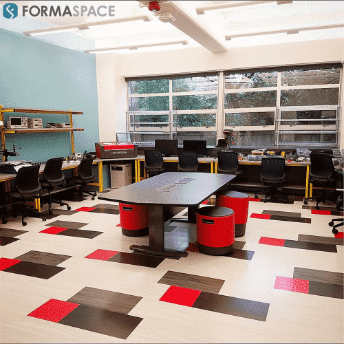 makerspace furniture for makerspace university innovation lab