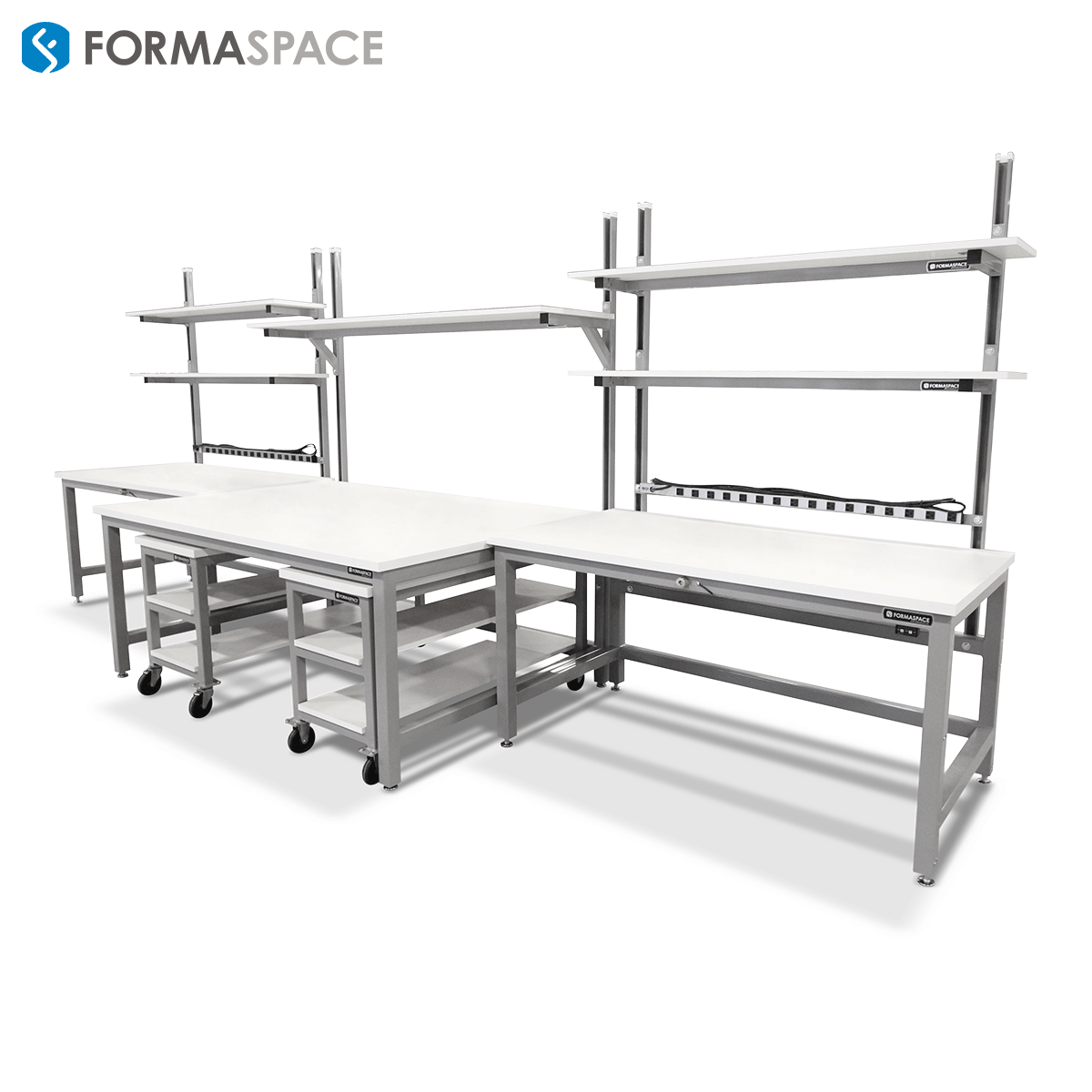 formaspace laboratory workbenches