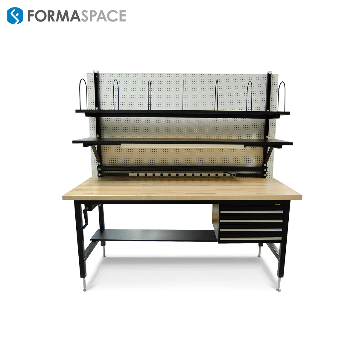 Customized Benchmarx for Industrial Packing Station