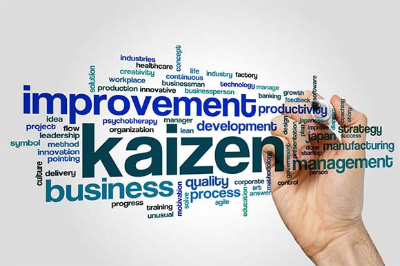 kaizen manufacturing imporvement