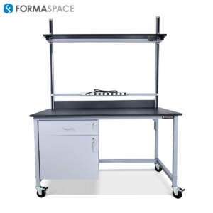 benches for a lab equipment supplier