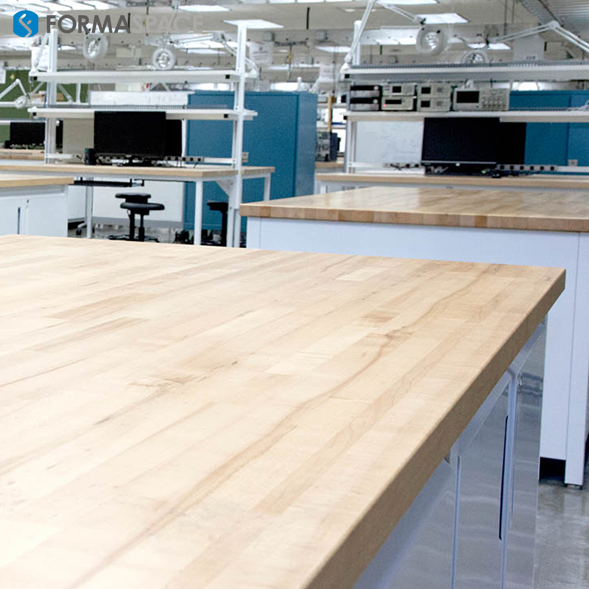 Maple Tops in Innovation Lab