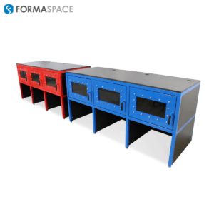 Explosion Proof Cubbies for HMX1