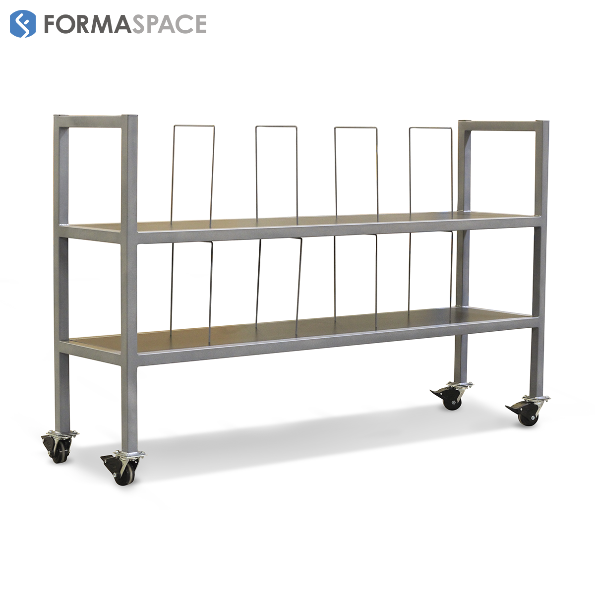 Partition Loop Cart on Casters