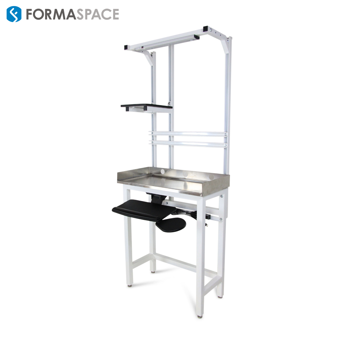 pharmaceutical packing station suited for sterilization