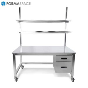 Electropolished Stainless Steel Workbench