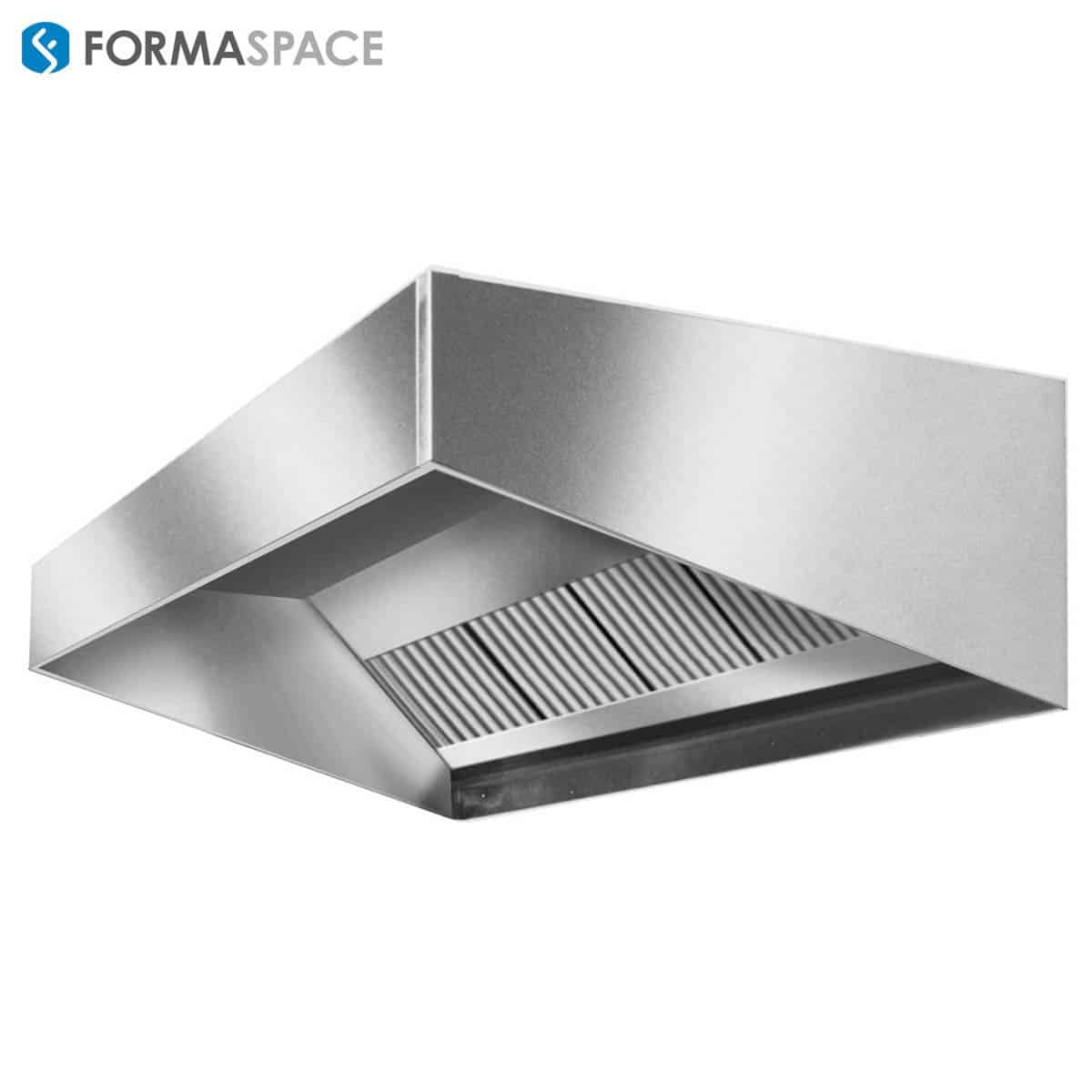 stainless vent hood
