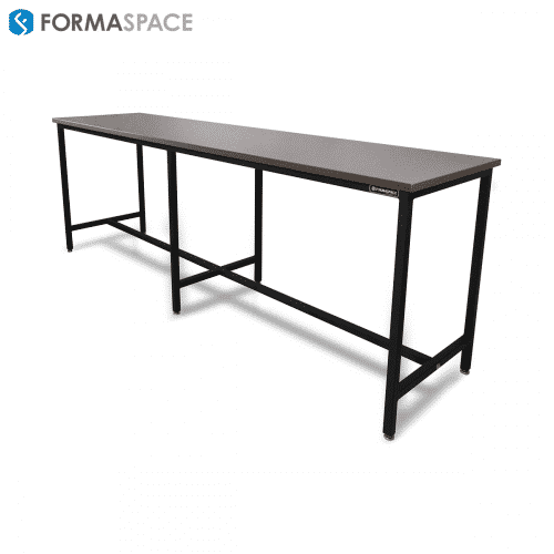 Tall 6-Legged Collaboration Table