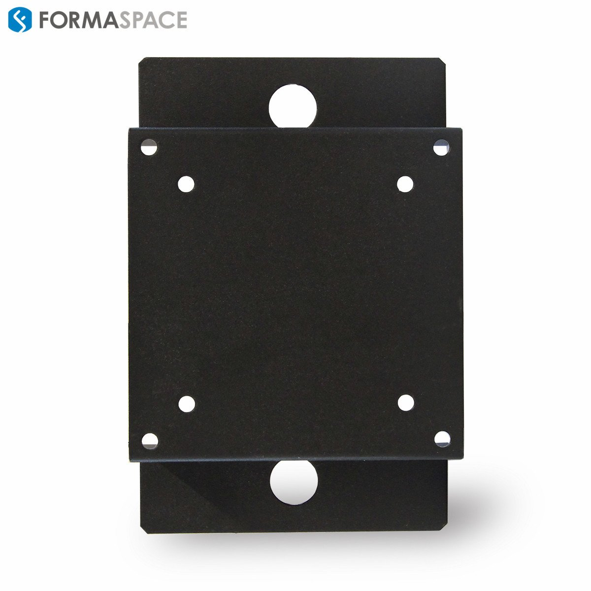 static bracket monitor mount