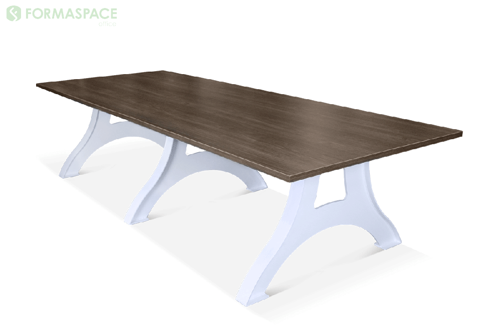 Visualize This A Collection Of Custom Conference Tables Formaspace - Round conference table for 6