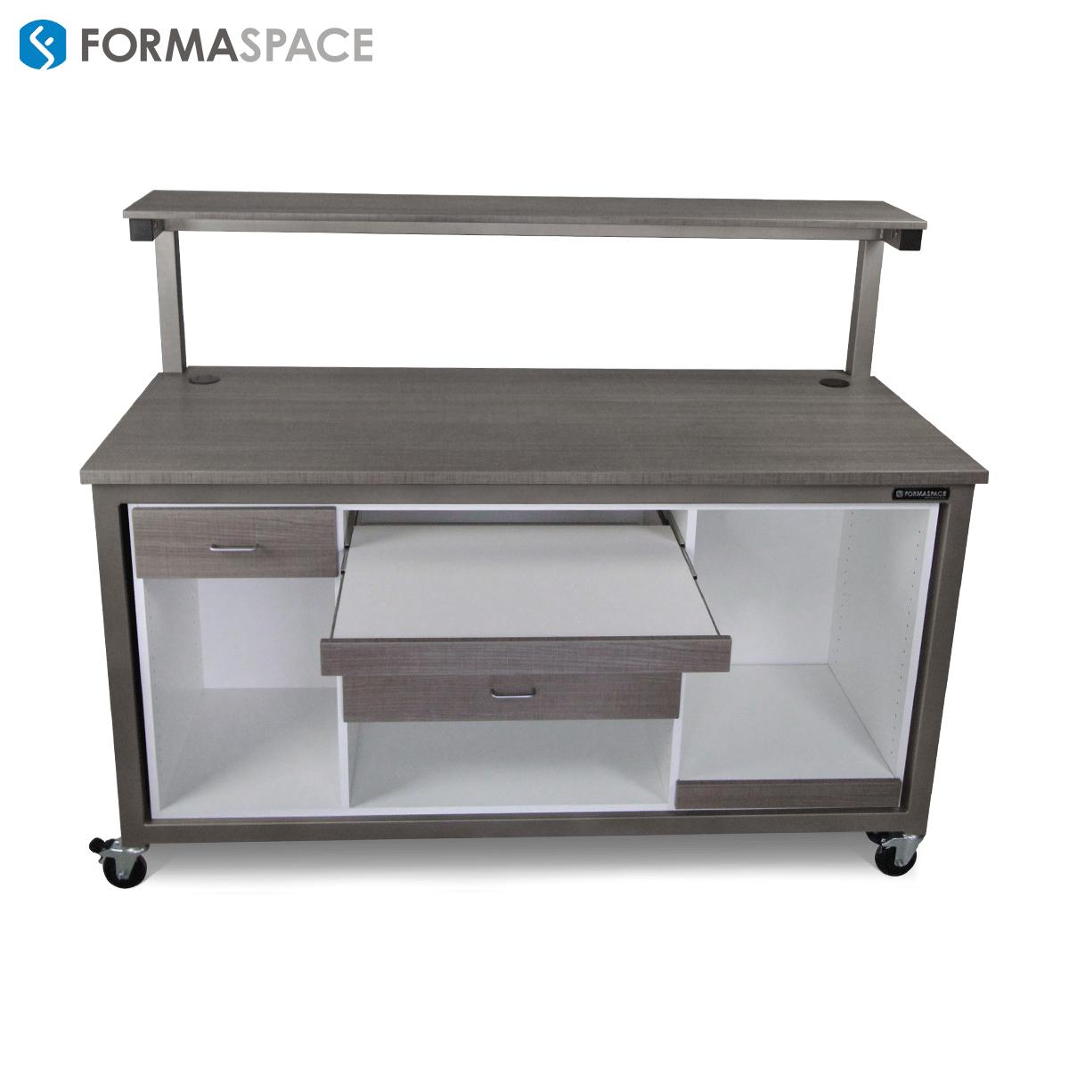 lab bench design