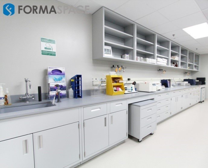 diagnostic lab workbenches