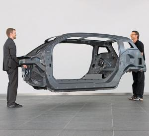 bmw i3 carbon fiber construction