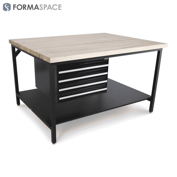 formaspace island tool bench