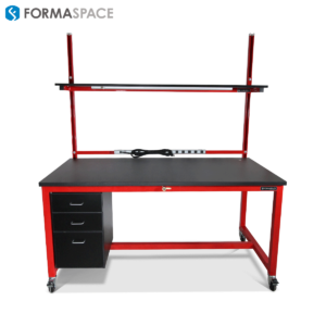 ESD Benchmarx™ with Red Frame
