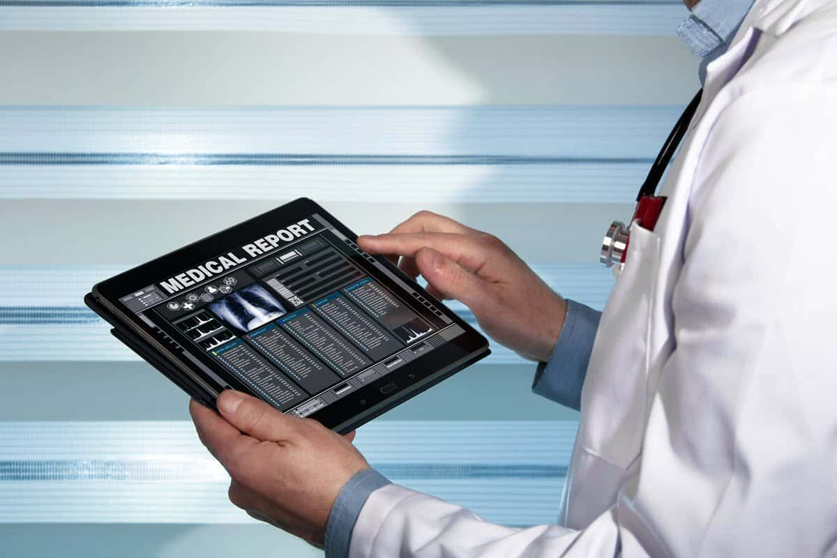 healthcare electronic medical record