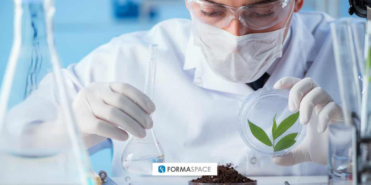 Formaspace organic soil testing laboratories discussion