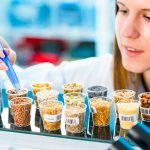 food testing lab