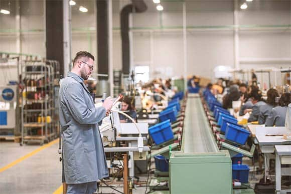 start manufacturing business
