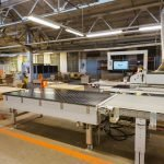furniture manufacturing facility