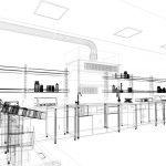 lab architecture plan