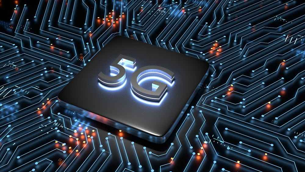5g semiconductor market