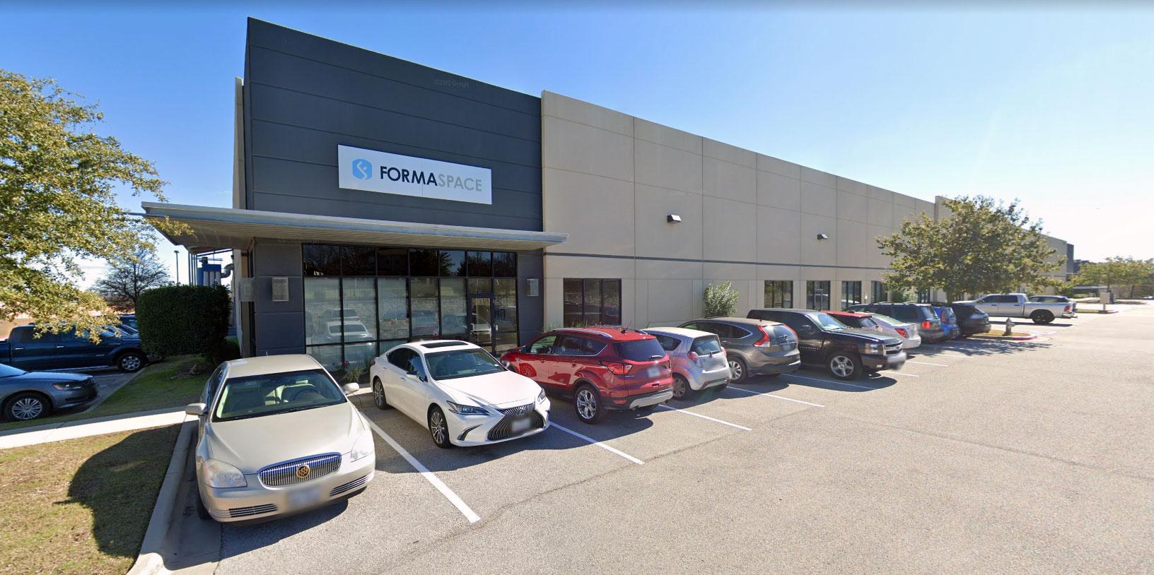 Formaspace headquarter Austin