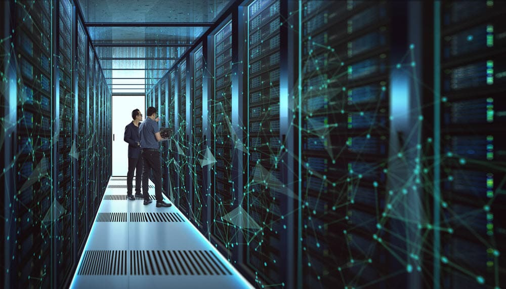 data centers cloud solutions