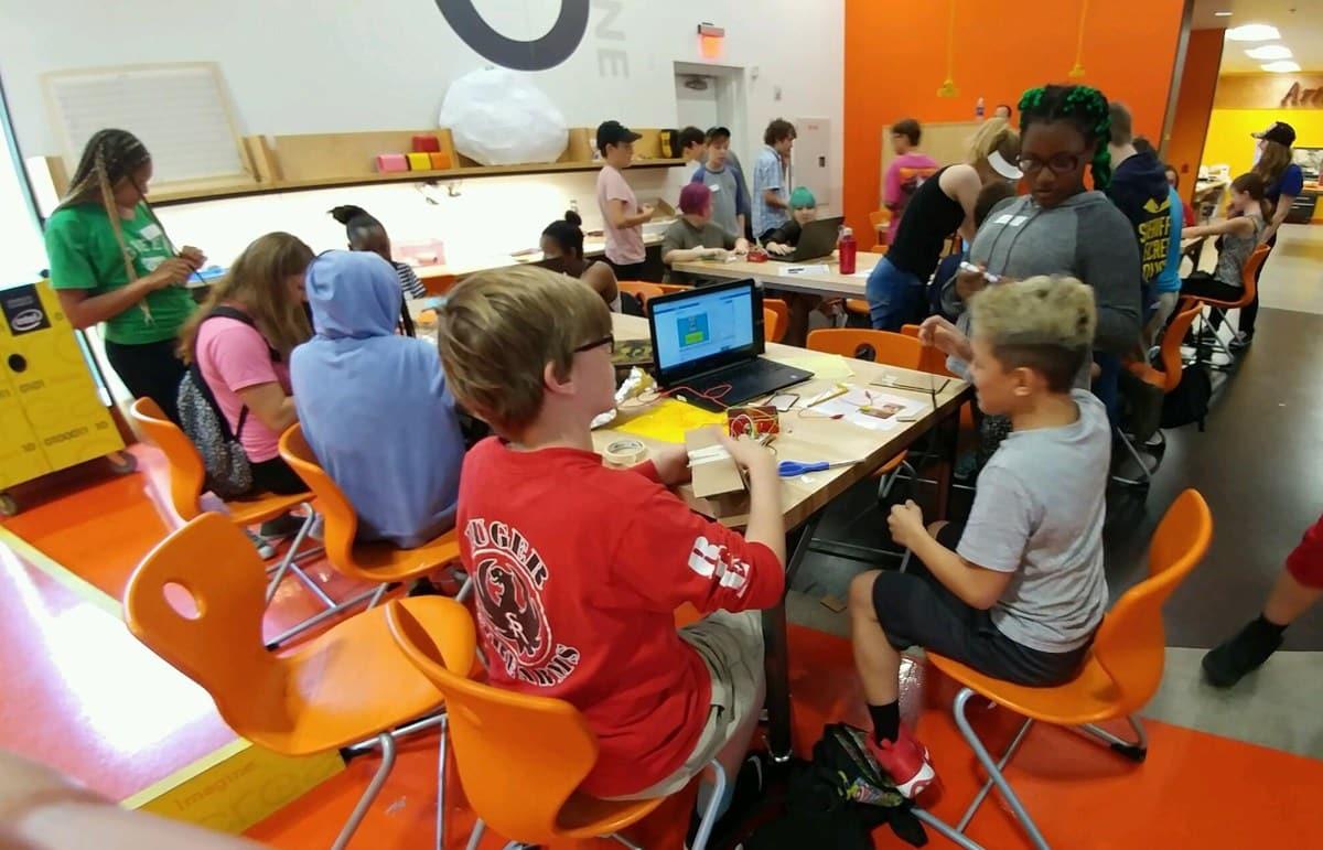 arizona science center makerspace