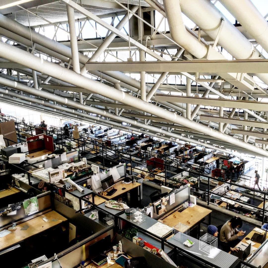harvard university graduate school of design gund hall building