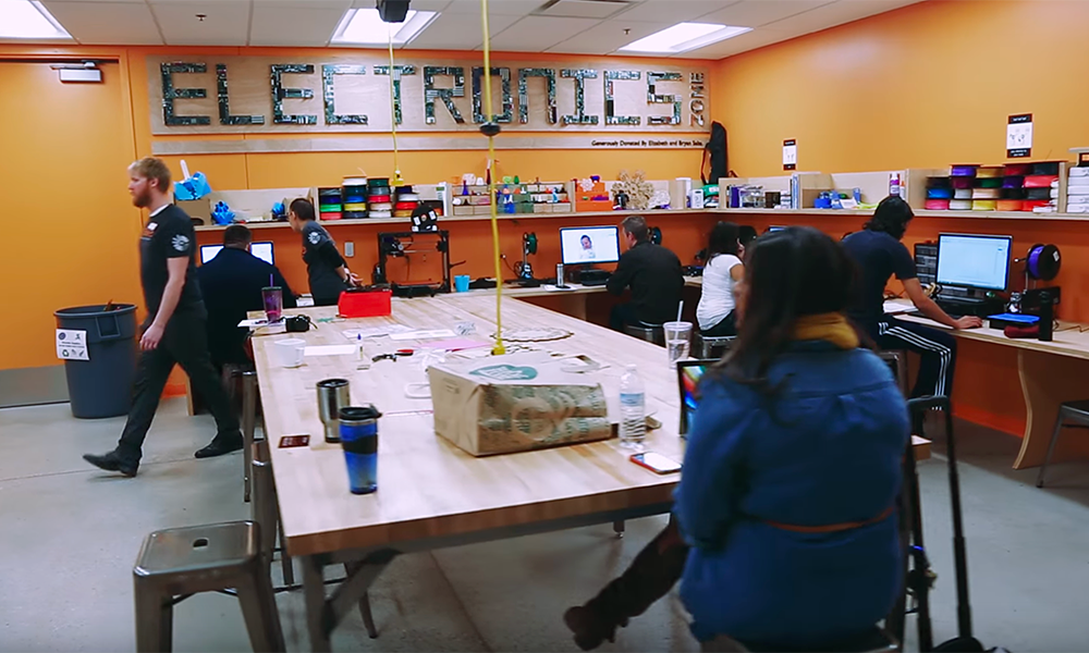 arizona science center custom furniture