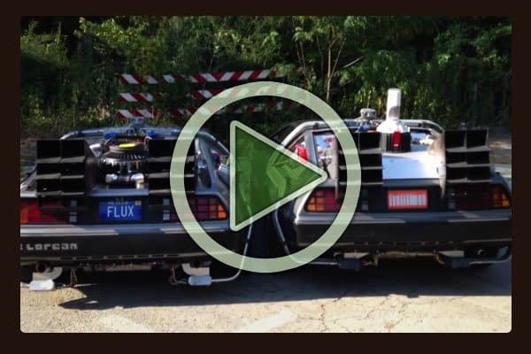 Whats The Part In The Back To The Future Car