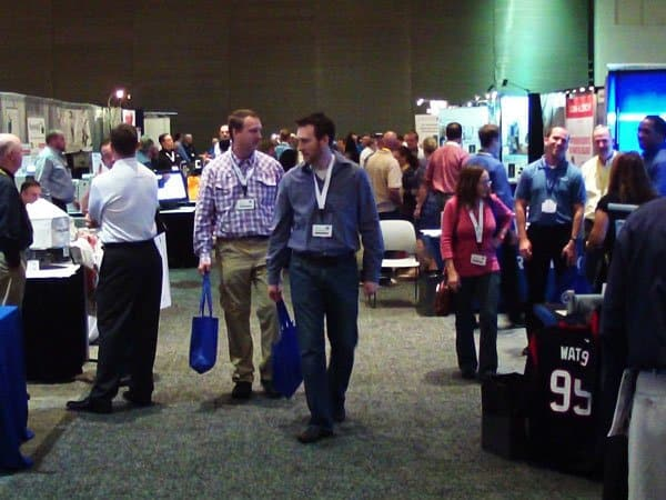 Scientists, researchers and lab managers were among those in attendance at the Gulf Coast Conference held in Galveston.